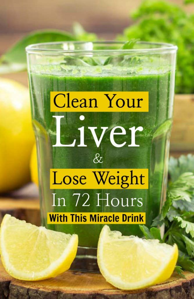 Drink To Clean Your Liver
