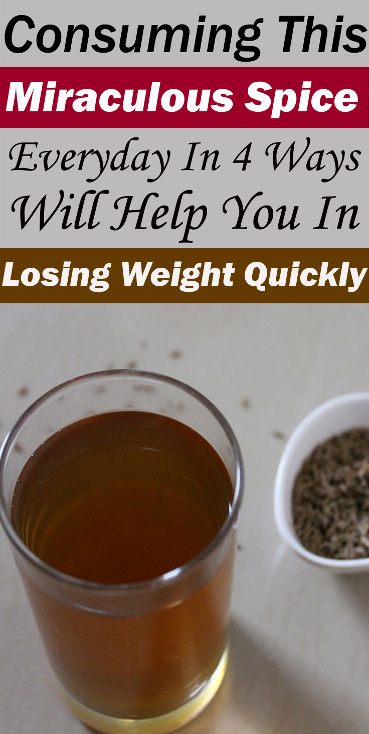 This spice is a superfood and known to boost metabolism and improve digestion. It is proved that taking this SPICE daily helps in reducing weight. Here're the 4 ways to take it!