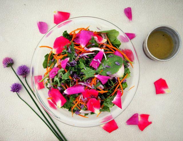 rose-salad