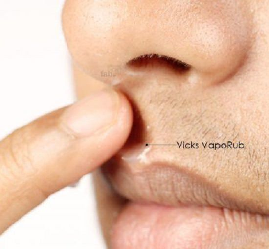 vicks vaporub uses13