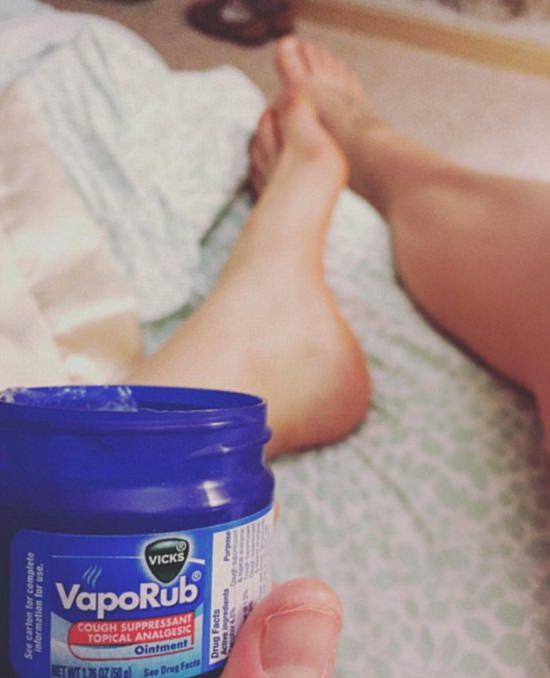 vicks vaporub uses7
