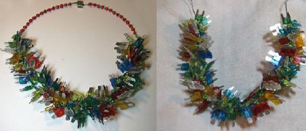 Blow a Fuse necklace