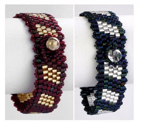Color Block Bracelet