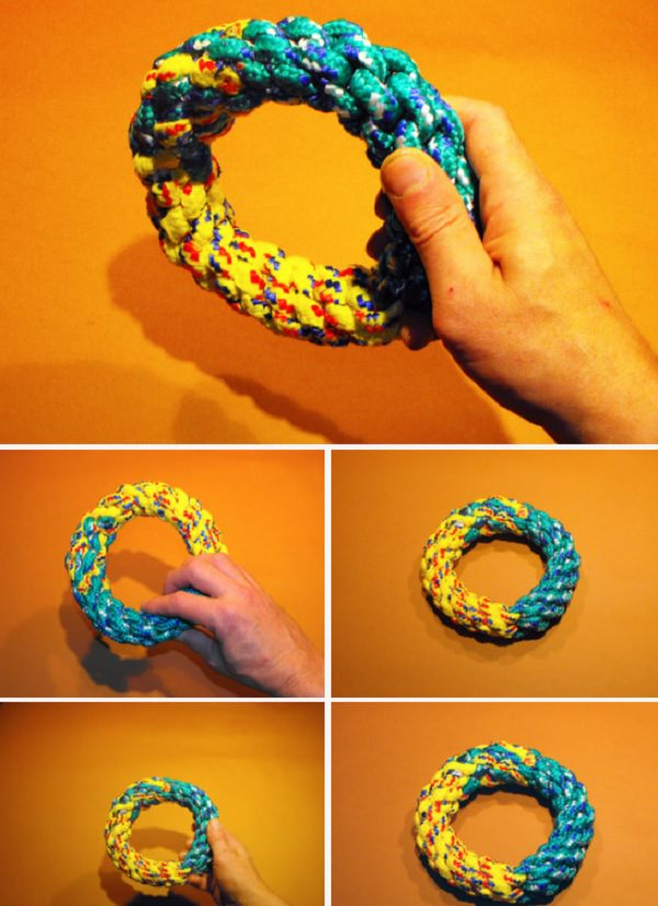 Dog Toys You Can DIY From Things Around the House 14