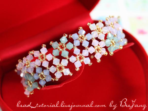 Opal Blossoms Bracelet