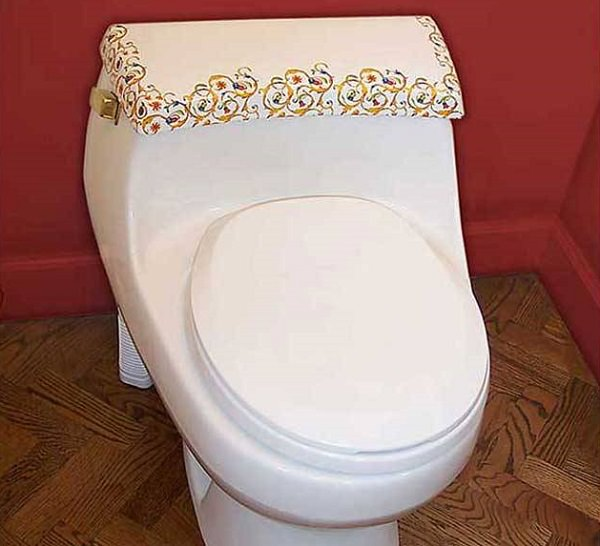 Remodeled Toilet Wand