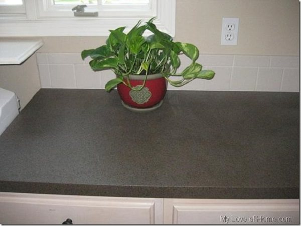 Spray Paint Laminate Countertops