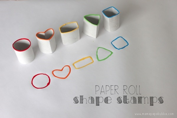 27. Paper Roll Stamps