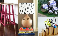 42 Cheap DIY Ideas To Do With Spray Paint3