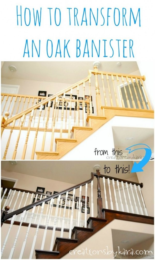 DIY Staircase Makeover