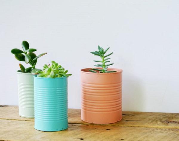 Easy DIY Tin Can