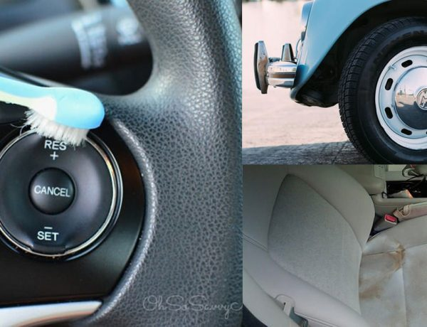 These Intelligent Hacks Can Make Cleaning Your Car Super Easy3