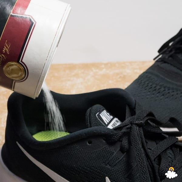 10. Deodorize your sneakers2