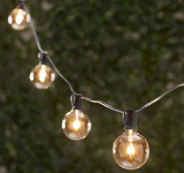 2. Detach Sticky Outdoor Light Bulbs