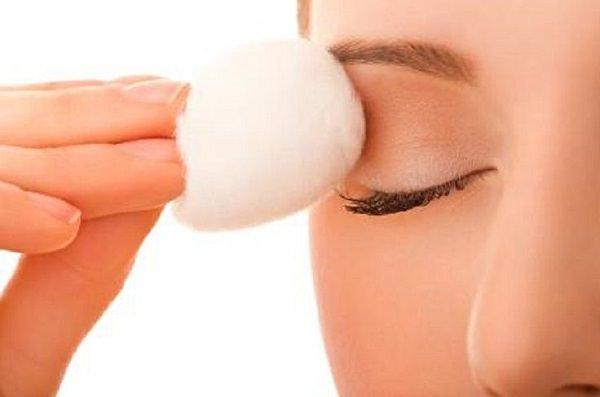 7. As a makeup remover1