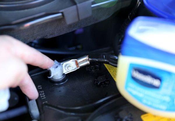 8. Prevent Battery Corrosion
