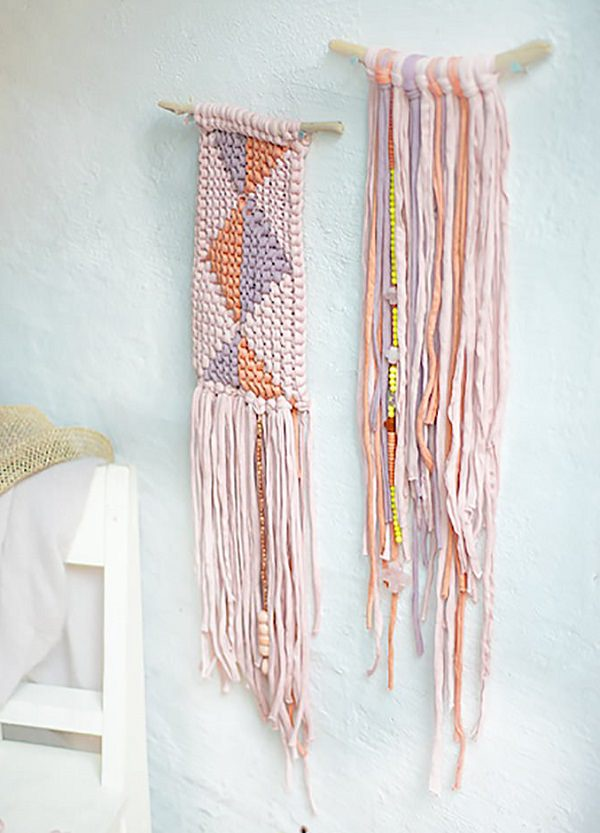 16. Wall hangings