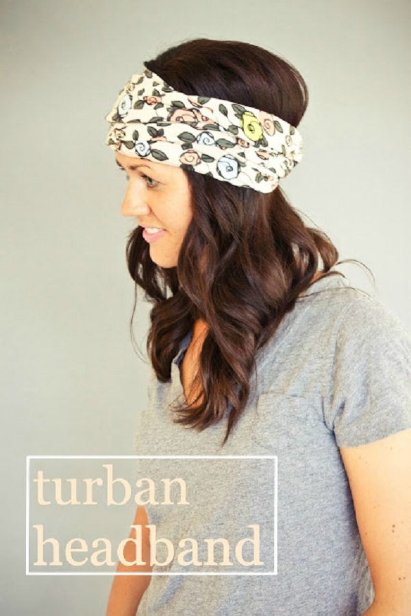 2. Turban head band