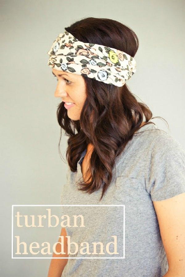2. Turban head band