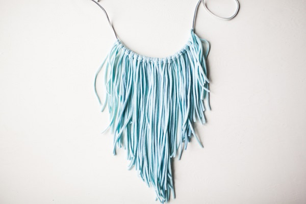 24. Boho necklace