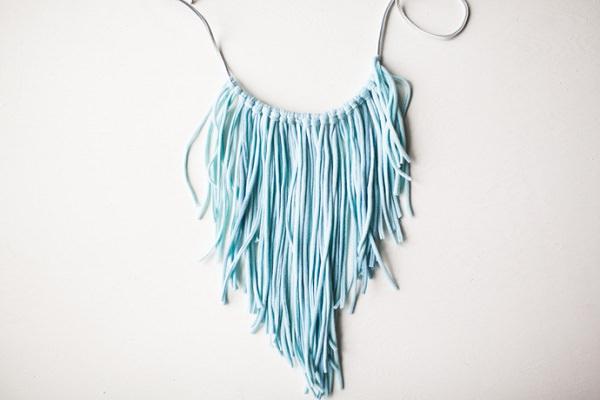24. Boho necklace