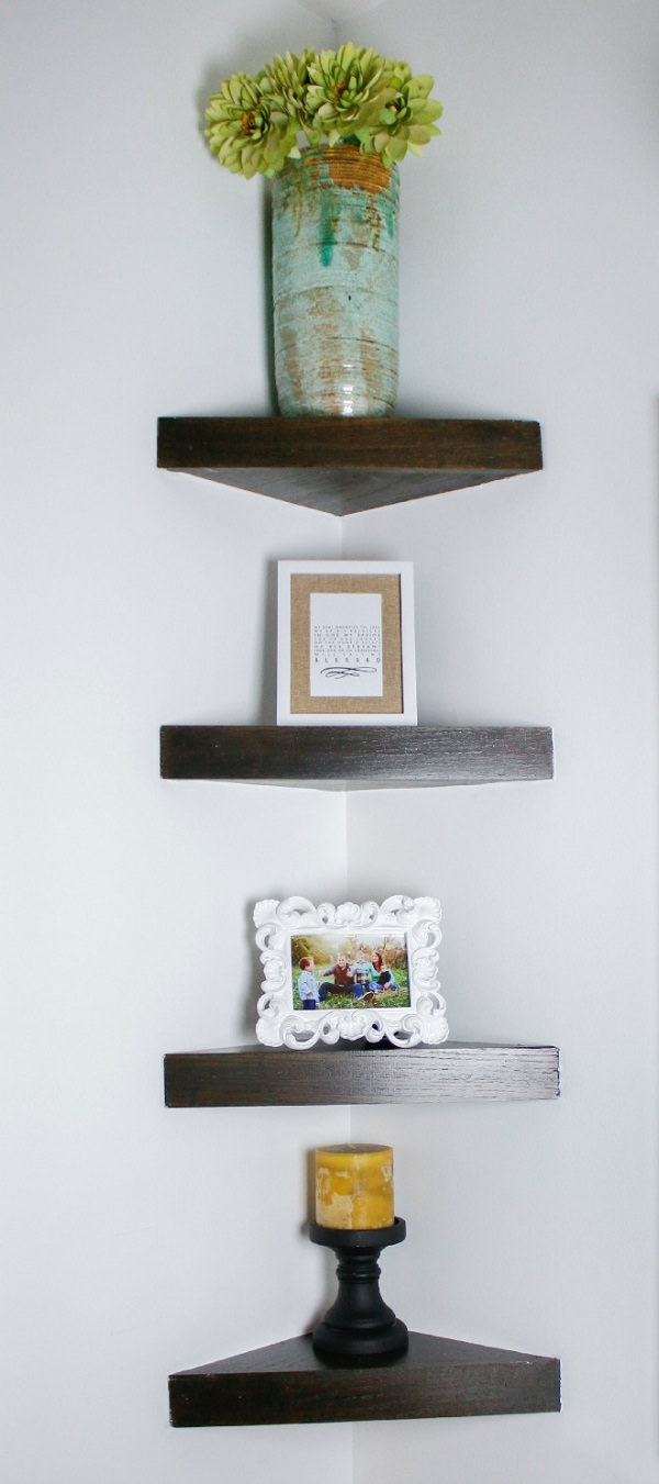 26. Functional Corner Shelves for Extra Space1