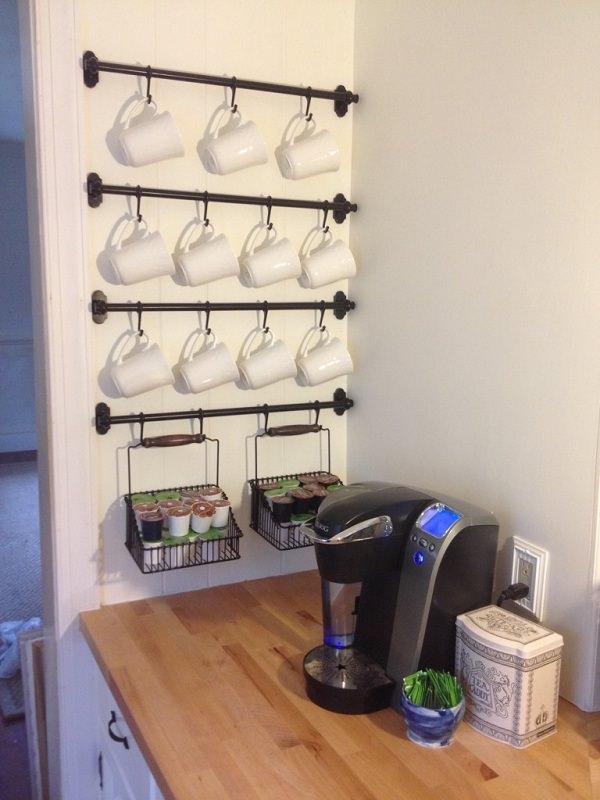 28. Uniform Coffee Nook