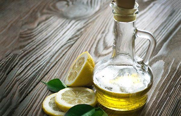 3. Lemon Oil for Receding Gums