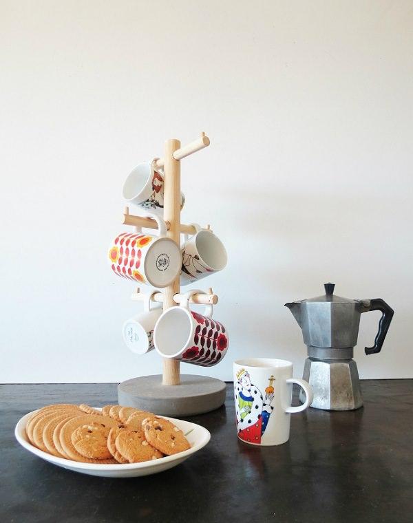 8. Coffee Mug Tree