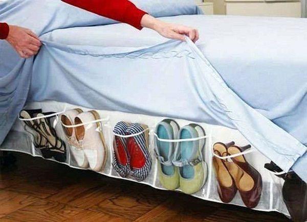 diy shoe holder