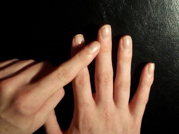 13. Finger Nails