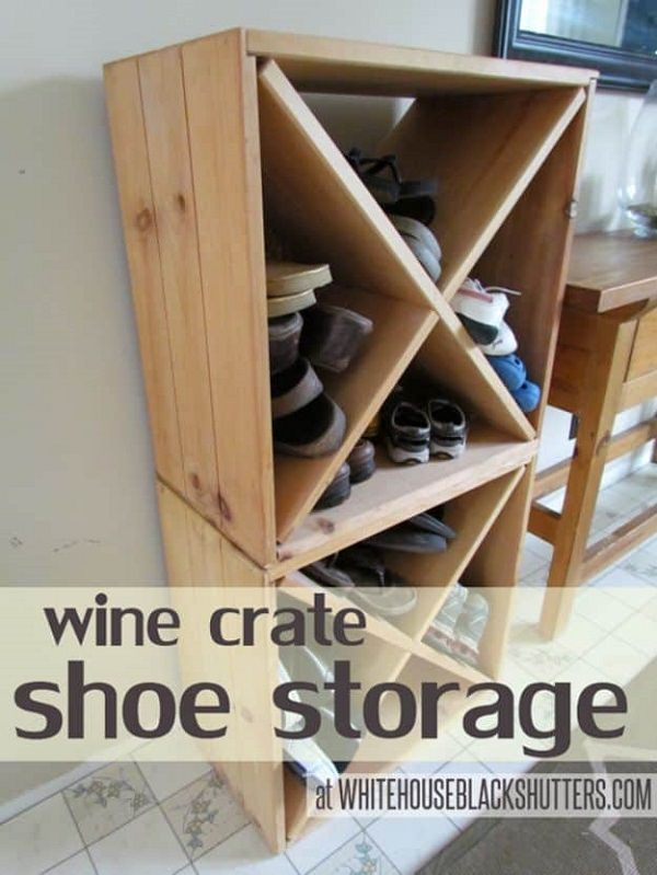 20diy shoe holder