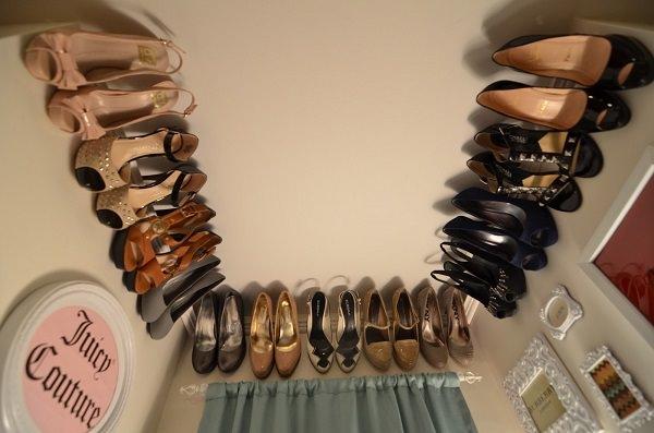 21diy shoe holder