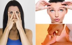 Clear sinuses naturally in seconds with the use of fingers3