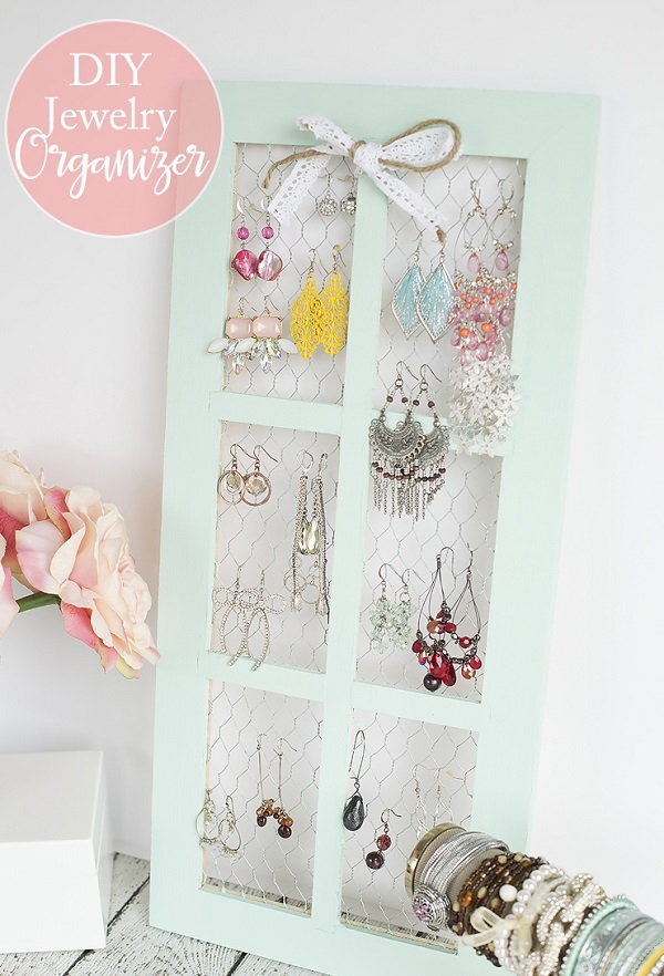 Charming Chicken Wire DIY Craft Ideas10