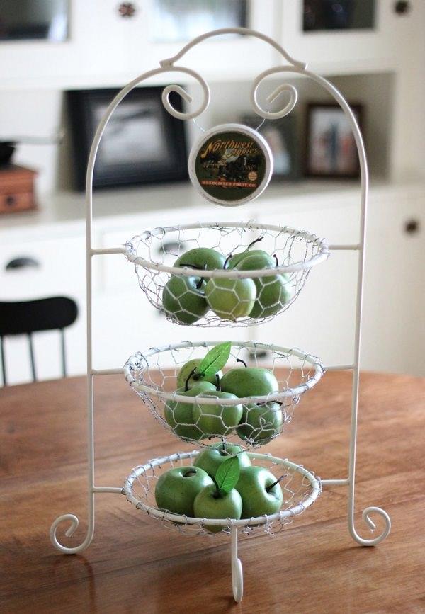 Charming Chicken Wire DIY Craft Ideas12