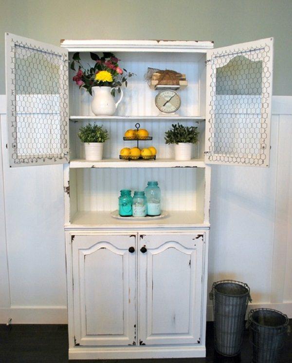 Charming Chicken Wire DIY Craft Ideas15