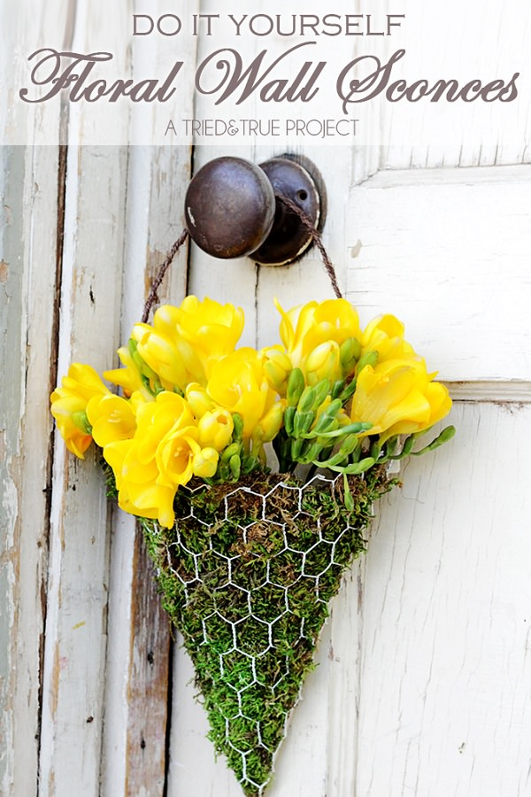 Charming Chicken Wire DIY Craft Ideas3