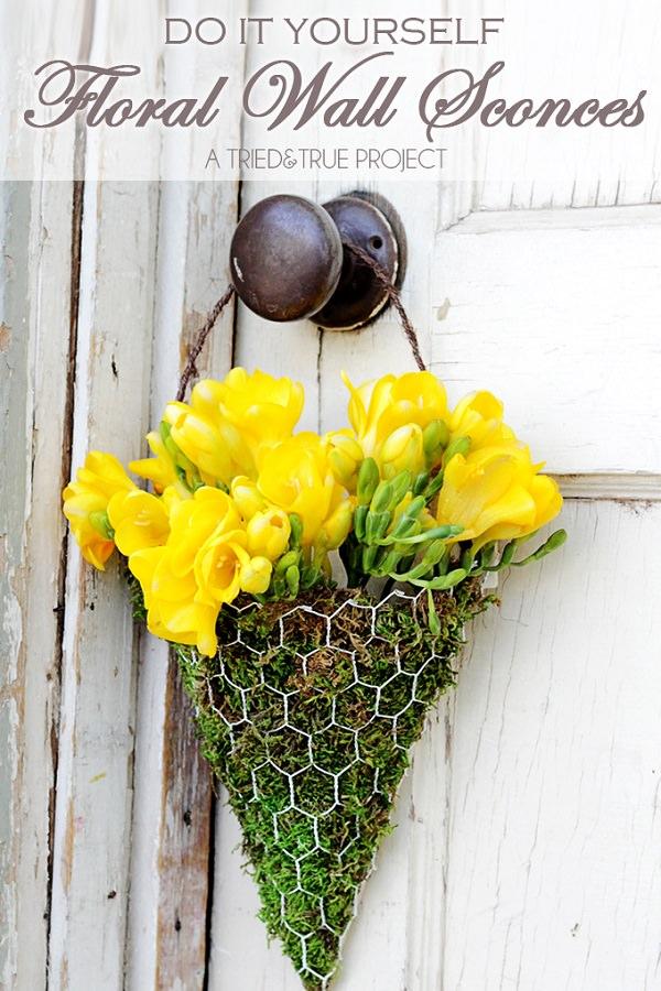 Charming Chicken Wire DIY Craft Ideas3