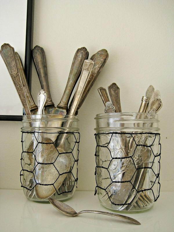 Charming Chicken Wire DIY Craft Ideas6
