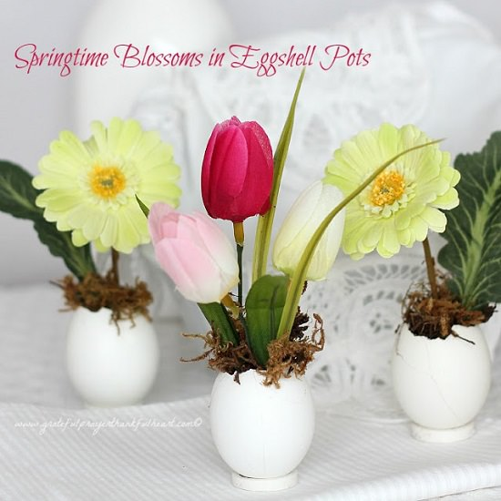 Eggshell Craft Ideas9