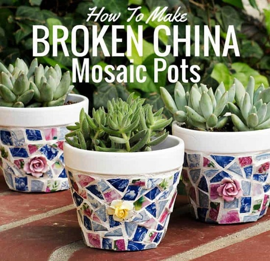 diy mosaic ideas11