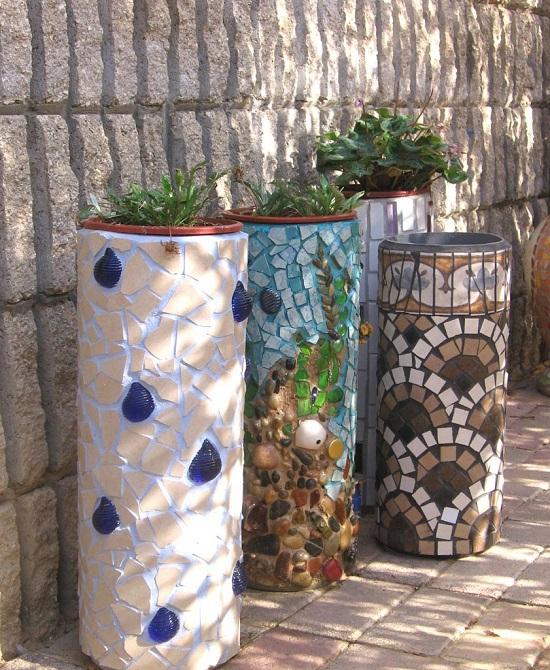 diy mosaic ideas17