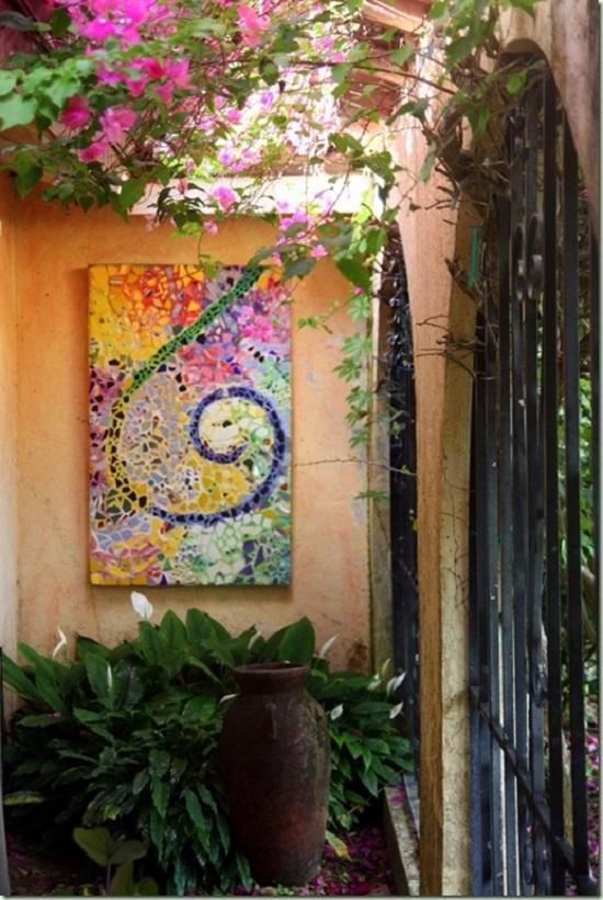 diy mosaic ideas8