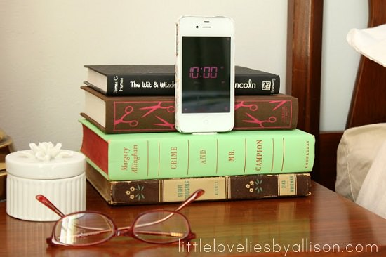 DIY Projects with Old Books12