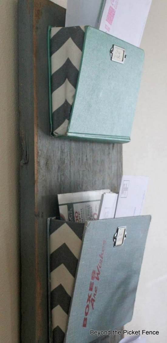 DIY Projects with Old Books6