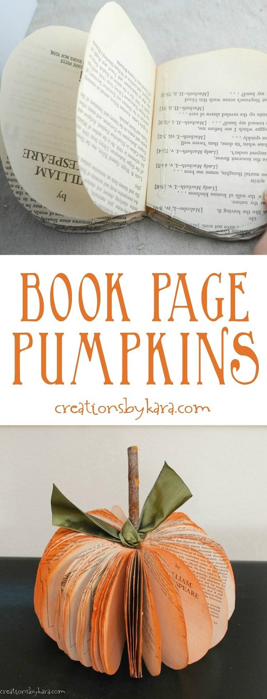 DIY Projects with Old Books7