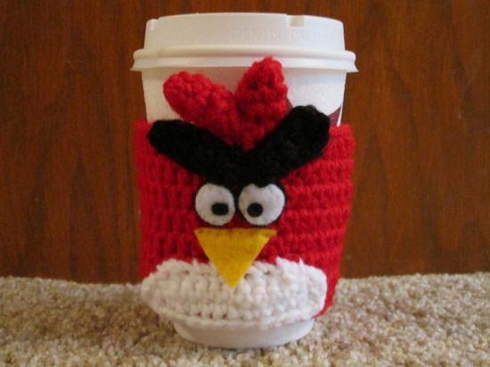 coffee cozy pattern 21