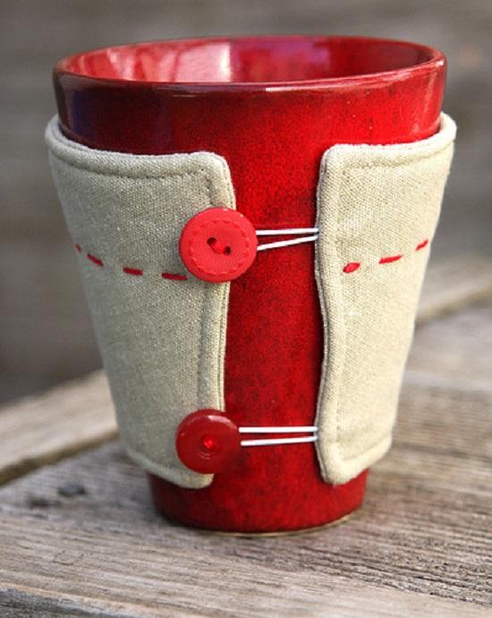 coffee cozy pattern 1