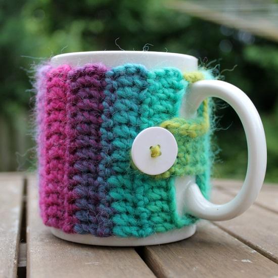 coffee cozy pattern 12